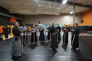 Learning Jojutsu